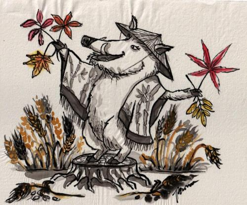 Autumn Boar