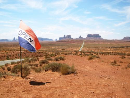 Bienvenue à Monument Valley