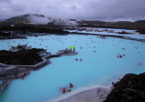Blue Lagoon You're not alone