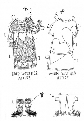 Cold  Warm Attire