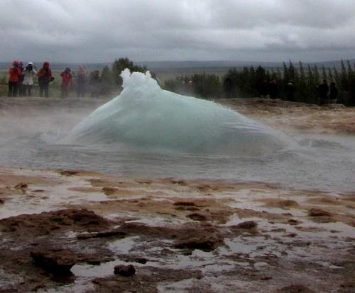 Geyser Eruption
