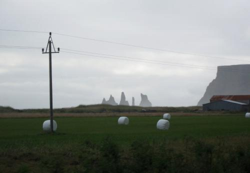 Iceland Lone Pole
