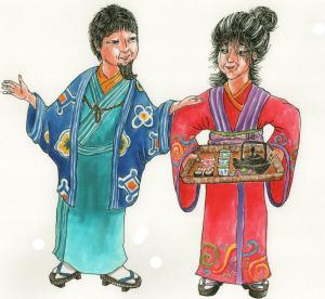 Mitsu et Roka