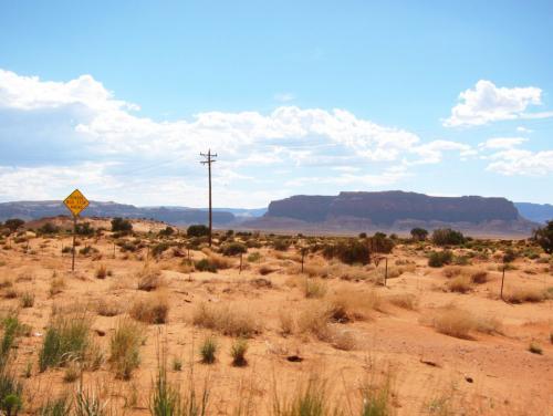 Mystère du désert