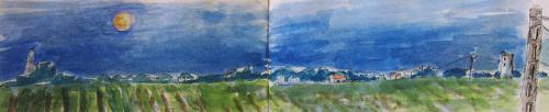 Panorama Vignes Gravelle