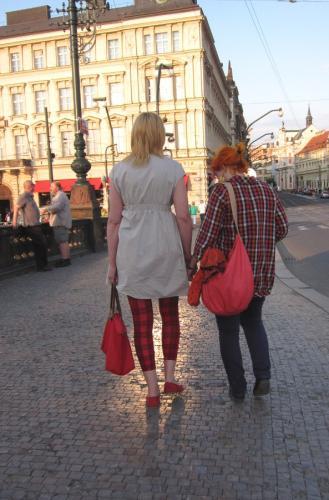 Plaid in Prague