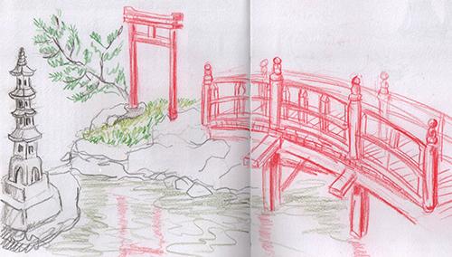 Pont Rouge Maulévrier1