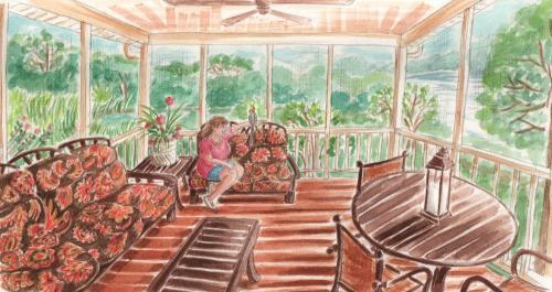 Porch Rose2