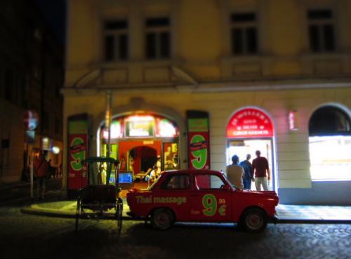 Prague Massage
