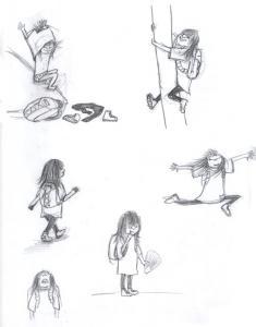 Sketch girl 1 web