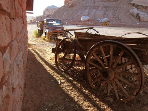 Transport bon marché dans l'Ouest