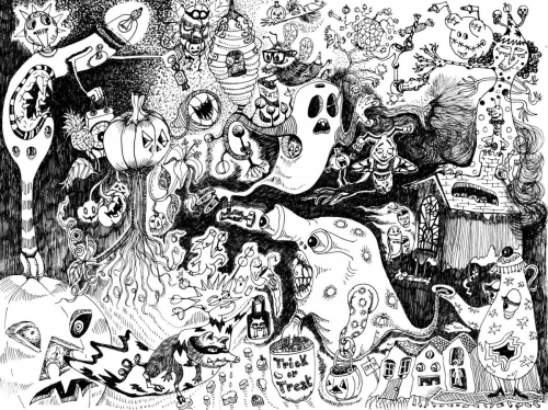 Halloween Seek & Find 16 pumpkins!